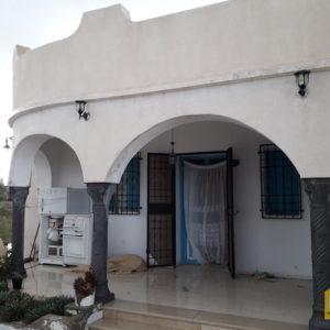 Maison non meublée sur Djerba