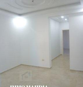 Appartement vide en «S+2» situé à Hiboun de Mahdia