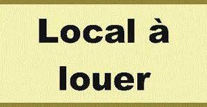 Local pour tous commerce
