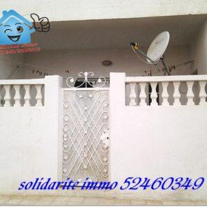 Appartement 83 m² à Kelibia