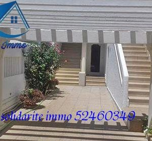 Villa avec jardin à Kelibia LE014