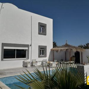 Villa meublée avec piscine à Djerba Midoun