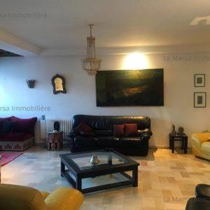 Appartement S+3 à Sidi Daoued (1036)
