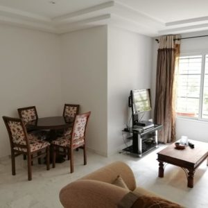S+1 meublé zone Soukra