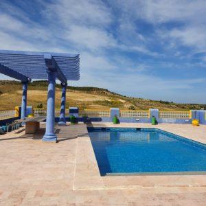 Ferme de 8 hectares avec piscine à Mornag, Tunis