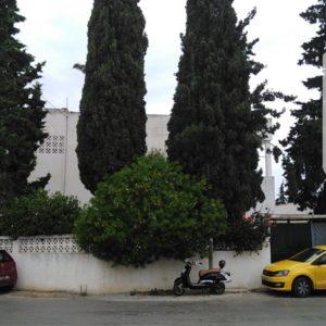 Immeuble INVEST à cité du stade la Marsa