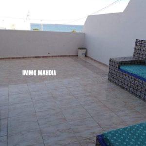 Villa vue sur mer avec deux étages à Salakta