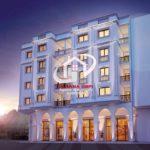 Appartement neuf sur plan et directement au promoteur à mahdia