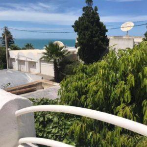 Villa vue mer à la Marsa Corniche