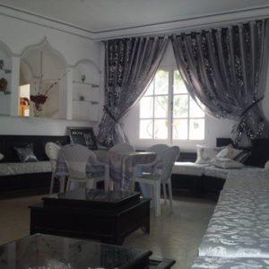 Maison 2 salons plus 2 chambres à Dar Allouche 1.8 km du plage