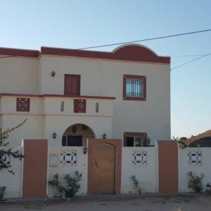 Charmante Villa meublée zone touristique Djerba
