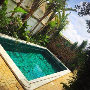 Exceptionnelle maisonnette S2 meublée avec piscine à Gammarth