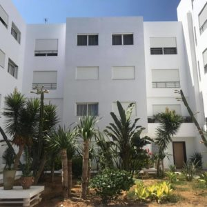 Bel appartement S+3 au Jardin de Carthage
