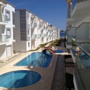 Appartement pieds dans l'eau S+2 à Sousse