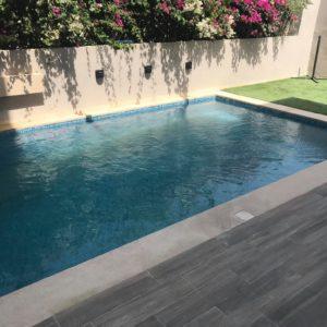 Rez-de-chaussée S+3 avec piscine à la Soukra