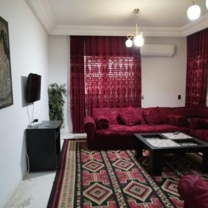 LUXUEUX APPARTEMENT S+3 A CITE WAHAT