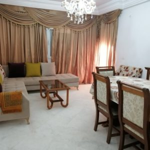 BEAU APPARTEMENT S+2 A CITE WAHAT AOUINA