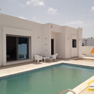 Superbe villa avec piscine à Djerba Midoun