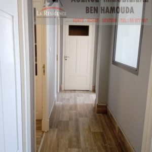 Appartement en plein centre ville Bizerte M114