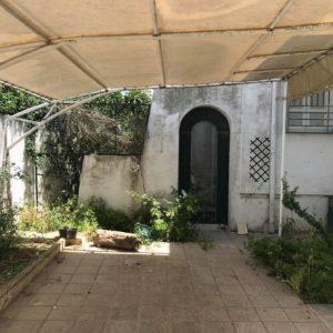 Villa à restaurer sur la route du relais la Marsa