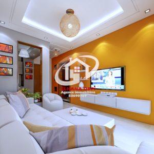 Appartement en cour de construction a cote dyar el bahr mahdia