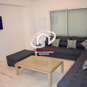 Appartement S+3 sur la zone touristique de Mahdia