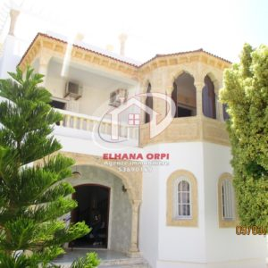 Villa à Skaness Mechref