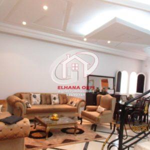 Villa à Skaness avec un style américain