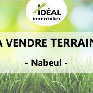 Terrain de 683 m² à Nabeul