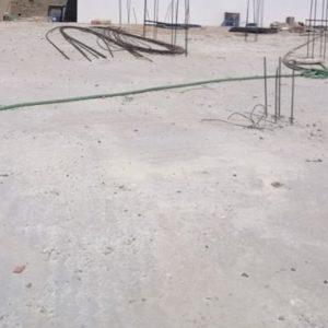 Terrain titré début Corniche bizerte