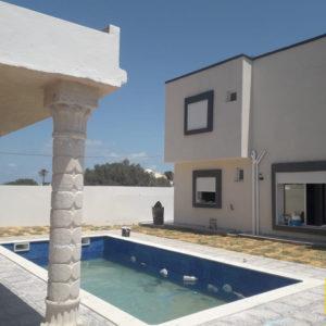 Villa de luxe avec piscine à Djerba Midoun