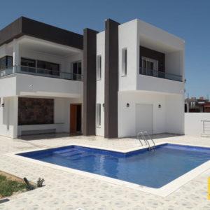 Villa de luxe de 300 m² à Djerba Midoun Tunisie