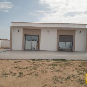 Superbe villa titrée à Djerba Midoun Tunisie