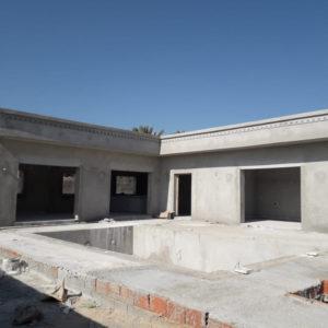 Villa exceptionnelle avec piscine à Djerba Midoun