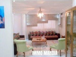 Duplex en S+3 vide situé à Corniche de Mahdia