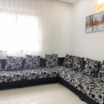 Étage de villa S+1 meublé au 2ème étage à Lido, Nabeul