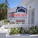 Photo-1 : Étage de villa avec terrasse à la Marsa Nassim
