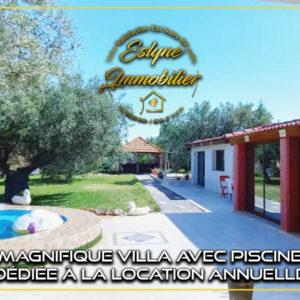 Villa ferme à Chatt Mariem