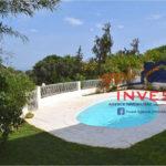 Duplex avec piscine et jardin à Gammarth