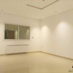 ÉTAGE DE VILLA S+2 vide à Nabeul en deuxième étage