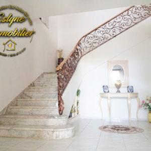Magnifique villa à Khzema