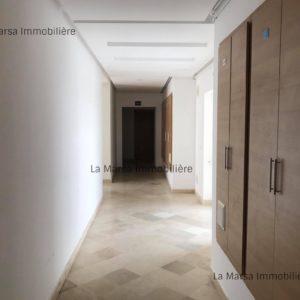 Appartement S1 jamais habité à Chotrana, la Soukra