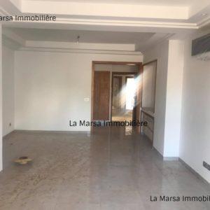 Appartement S2 avec balcon à la Soukra