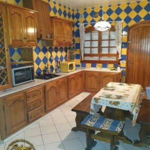 Sublime étage de villa à Khzema Est