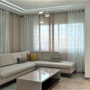 Étage de villa S+3 meublé à Neapolis