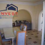 Photo-2 : Étage de villa avec terrasse à la Marsa Nassim