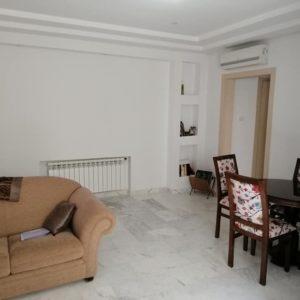 Appartement S+1 Meublé à La Soukra