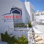 Photo-6 : Étage de villa avec terrasse à la Marsa Nassim