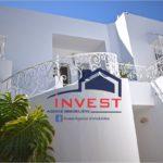 Photo-7 : Étage de villa avec terrasse à la Marsa Nassim