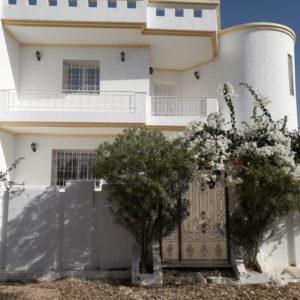 Spacieuse villa en zone Urbaine Midoun Djerba
